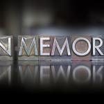 In Memory Letterpress