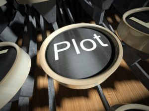 plot in blogging